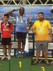 Policial Militar do Ceará conquista 1º lugar na Copa Nordeste de Tênis de Mesa