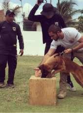 PMCE promove o I Curso de Detecção de Substâncias com Cães