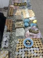 BPRaio apreende drogas, dinheiro e outros ilícitos durante ação em Tianguá