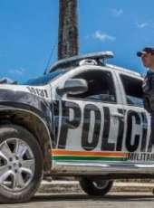 Polícias Civil e Militar prendem homicida em menos de três horas após crime de morte