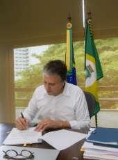 Governador sanciona leis de combate ao crime organizado