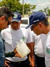 Mutirão contra dengue mobiliza alunos dos cursos de formação na Aesp