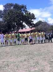 I Torneio de futebol do projeto Grupo Esperança Capoeira