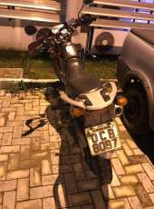 PMCE recupera motocicleta em Maracanaú/CE