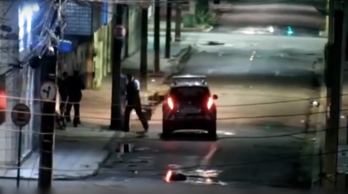 Suspeitos de arrombamentos são presos pela PMCE com apoio do videomonitoramento