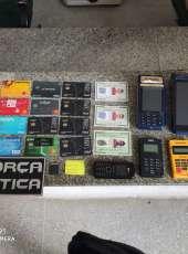 PMCE prende suspeito por falsificação e receptação em Itapipoca/CE