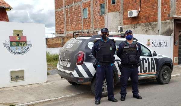 Comandante do 3° BPM - Sobral visita destacamentos policiais na ...