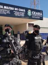 """""""O Raio tá na área!"""" Várzea Alegre ganha 50ª base do CPRAIO para reforçar a segurança no município"""